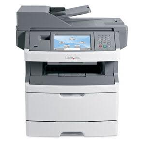 locação-impressora-lexmark-x464de